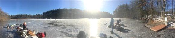 College Pond